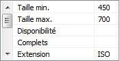 options recherche eMule